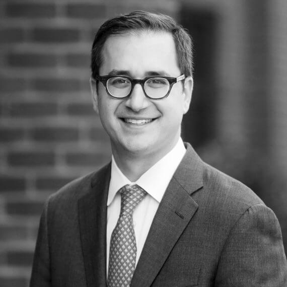 Michael Perich, Vice President and Legal Counsel headshot.